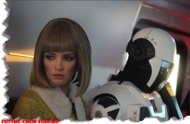 Фото из фантастического сериала на Первом канале